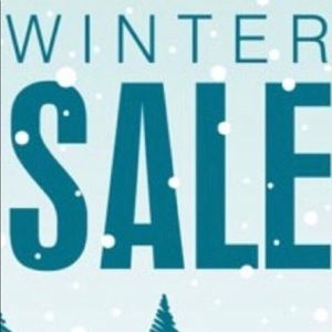 Accessories - All Winter Items Have Been Reduced!